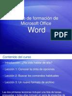 Conoce Microsoft Word y Todas Sus Aplicaciones