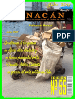 Revista Nacán # 55