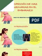 Infección de Vias Urinarias en El Embarazo