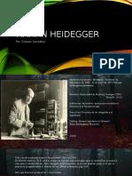 Exposición Heidegger.