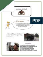 La Gimnasia Militar1