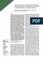 Hybrid Capture 2 HPV