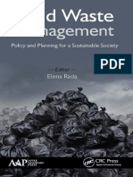 Rada, Elena Cristina-Solid waste management _ policy and planning for a sustainable society-Apple Academic Press (2016).pdf