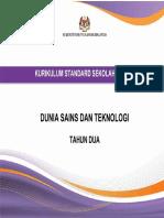 Dokumen Standard Dunia Sains dan Teknologi Tahun 2.pdf
