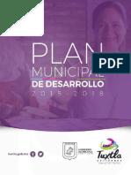 Plan Municipal de Desarrollo 2015-2018