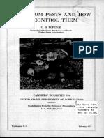 Mushroom Pests