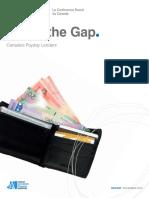 Cboc Filling the Gap Final Nov 2016