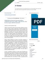 JC General Paper Essays_ Globalisation
