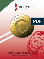 Ducatus Business plan Final  IT