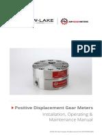PD Gear Meter - Manual