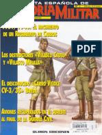 Revista Espanola de Historia Militar 001 Enero Febrero 2000