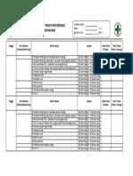 Formulir Bukti Pemberian Edukasi Pasien PKM TPM
