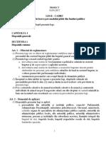 Proiect Lege Salarizare (Varianta COMPLETA Din 10.04.2017)