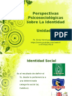 Psicologia Social de La Identidad