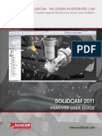 SolidCAM2011 HSM HSR Machining User Guide WEB (1) (1)