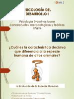 Psicologia Evolutiva Bases Conceptuales Metodologicas y Teoricas Unidad i Parte 1