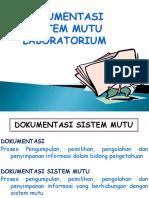 2 Sistem Dokumentasi