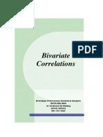 eBook 035 Tutorial Spss Bivariate Correlations