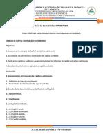 Guia de Contabilidad Intermedia Unidad II Capital Contable o Patrimonio(1)
