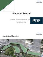 Platinum Sentral GM Presentation