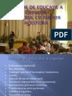 0 Metode de Educatie a Copiilor Pp