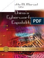 Chinas Cyberwarfare Capability