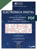 DISPLAY'S BCD 7 Y 16 SEGMENTOS