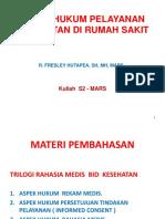 Aspek Hukum Pelayanan Kesehatan - Copy