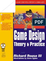 Game Design - Theory and PracticexpJkNJOKW9