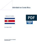 CostaRica Competitiveness