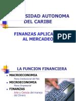 Finanzas Aplicadas Al Mercadeo.