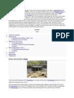 History of Pune