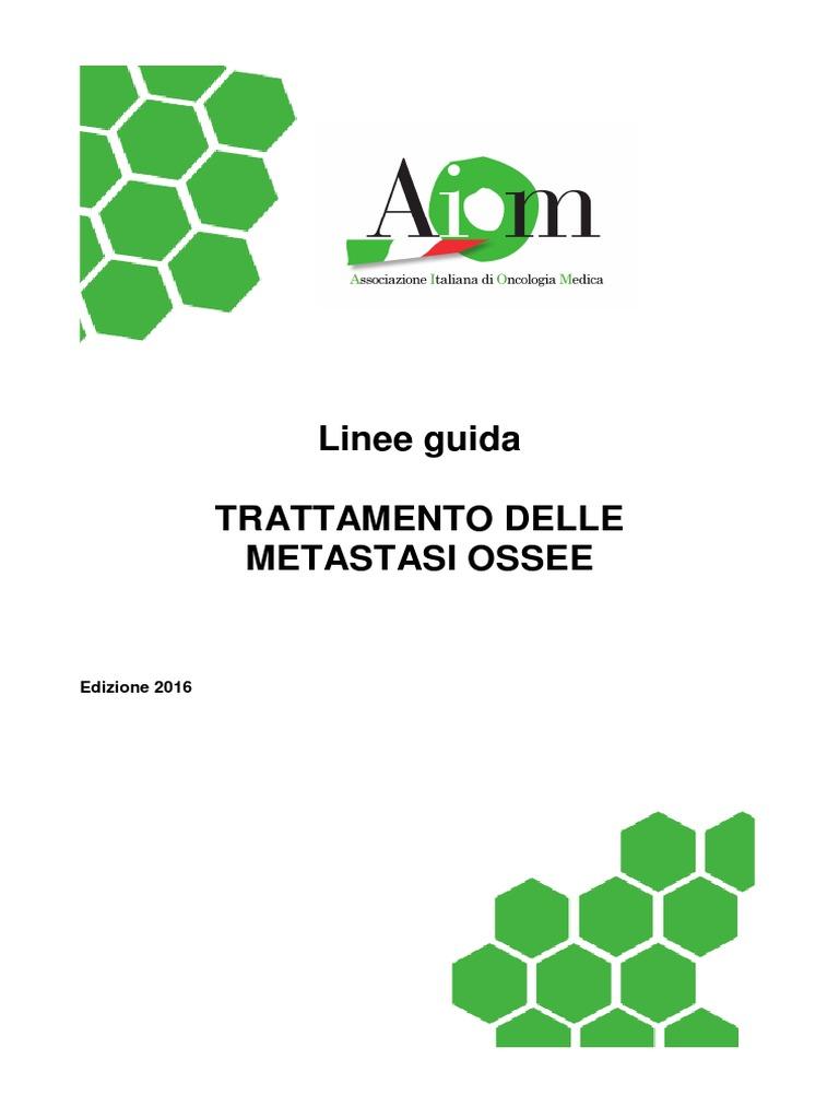 ca prostata con trattamento delle metastasi ossee