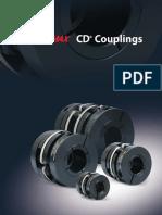 Zero-Max CD Couplings