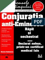 Conjuratia Anti-Eminescu 2 - CLCernaianu