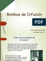 2. Bombas de Infusión