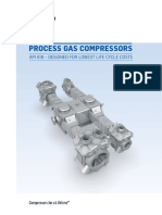 Process Gas Compressors