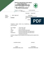 Notulen Pembentukan Tim Audit