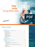Load Testing Best Practices Using Web Load
