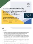 PFM Briefing Presentation Powerpoint