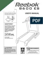 REEBOK-Treadmill-8600ES.pdf