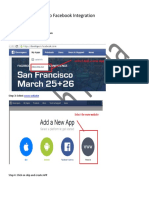 Facebook Salesforce Integration