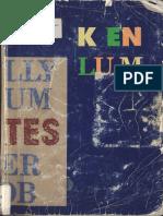 1990 - Wall, Jeff. Four Essays on Ken Lum