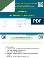 Unidad 6. Medio Tecnològico
