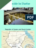 Ppt#2. Darfur Genocide