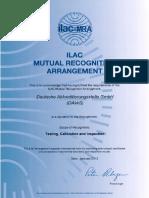 Dakks ILAC MRA.pdf