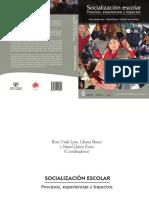 Construcción Social de La Subjetividad Política de Niños y Niñas en Contexto de Conflicto Armado Acción Colectiva en La Escuela Como Alternativa de Paz