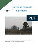 Travesía Ferroviaria Carpeta Historia