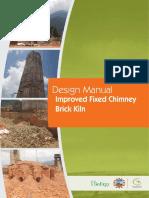 Design Manual for Improved Fixed Chimney Brick Kiln- Nepal