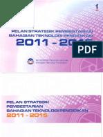 Pelan Strategik Pembestarian BTP 2010-2011